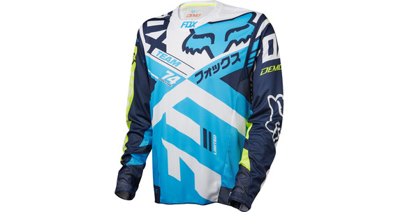Fox Demo LS Jersey Men navy